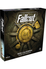 Fantasy Flight Games Fallout: The Board Game - New California
