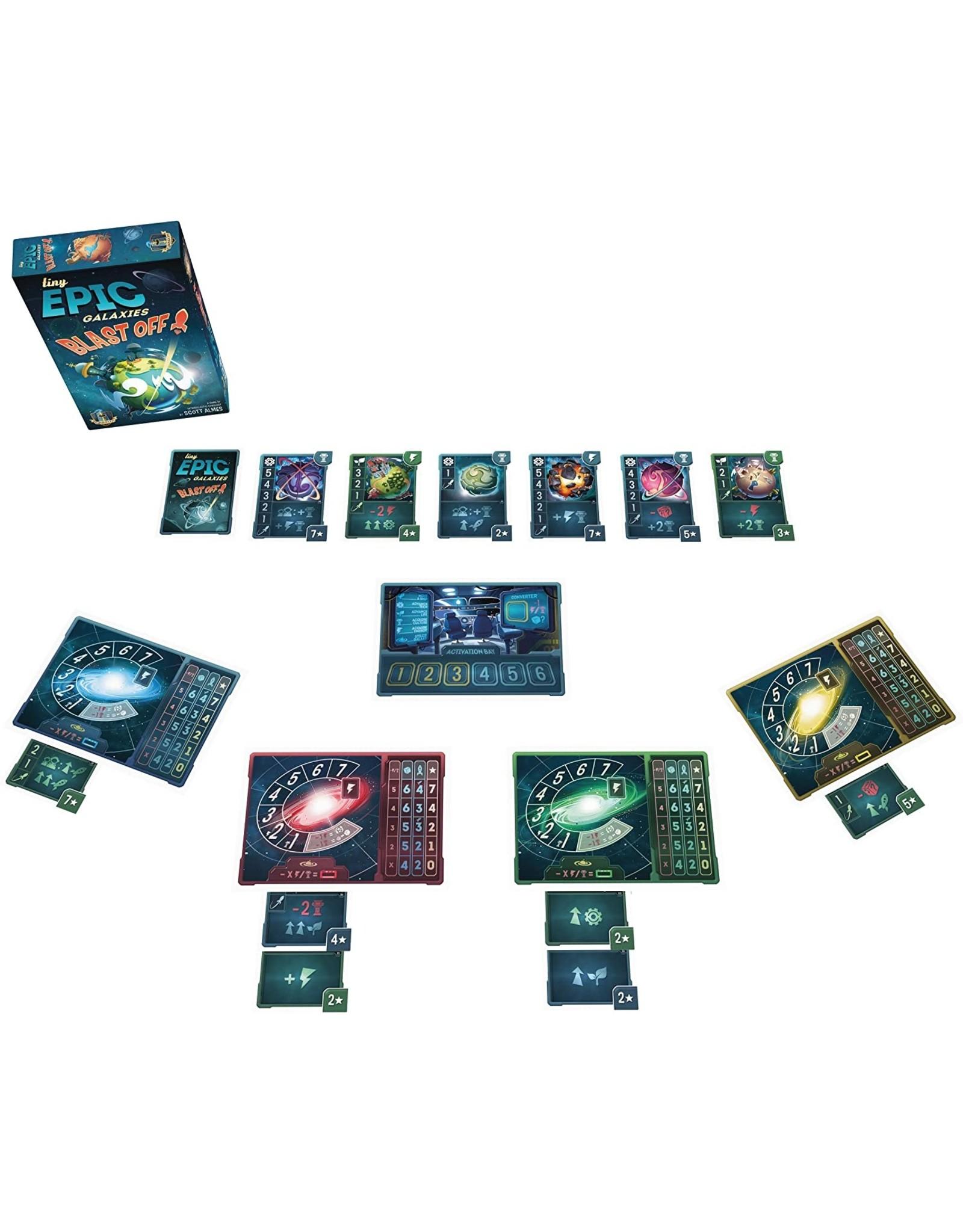 Gamelyn Games Tiny Epic Galaxies: Blast off