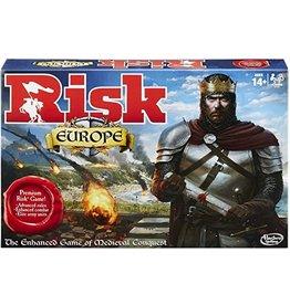 Hasbro Risk: Europe