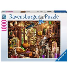"Ravensburger ""The Magician's Study"" 1000 Piece Puzzle"