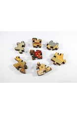 """Artifact Puzzles """"The Messenger"""" Wooden Jigsaw Puzzle"""