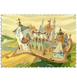 "Artifact Puzzles ""Magic Carpet"" Wooden Jigsaw Puzzle"