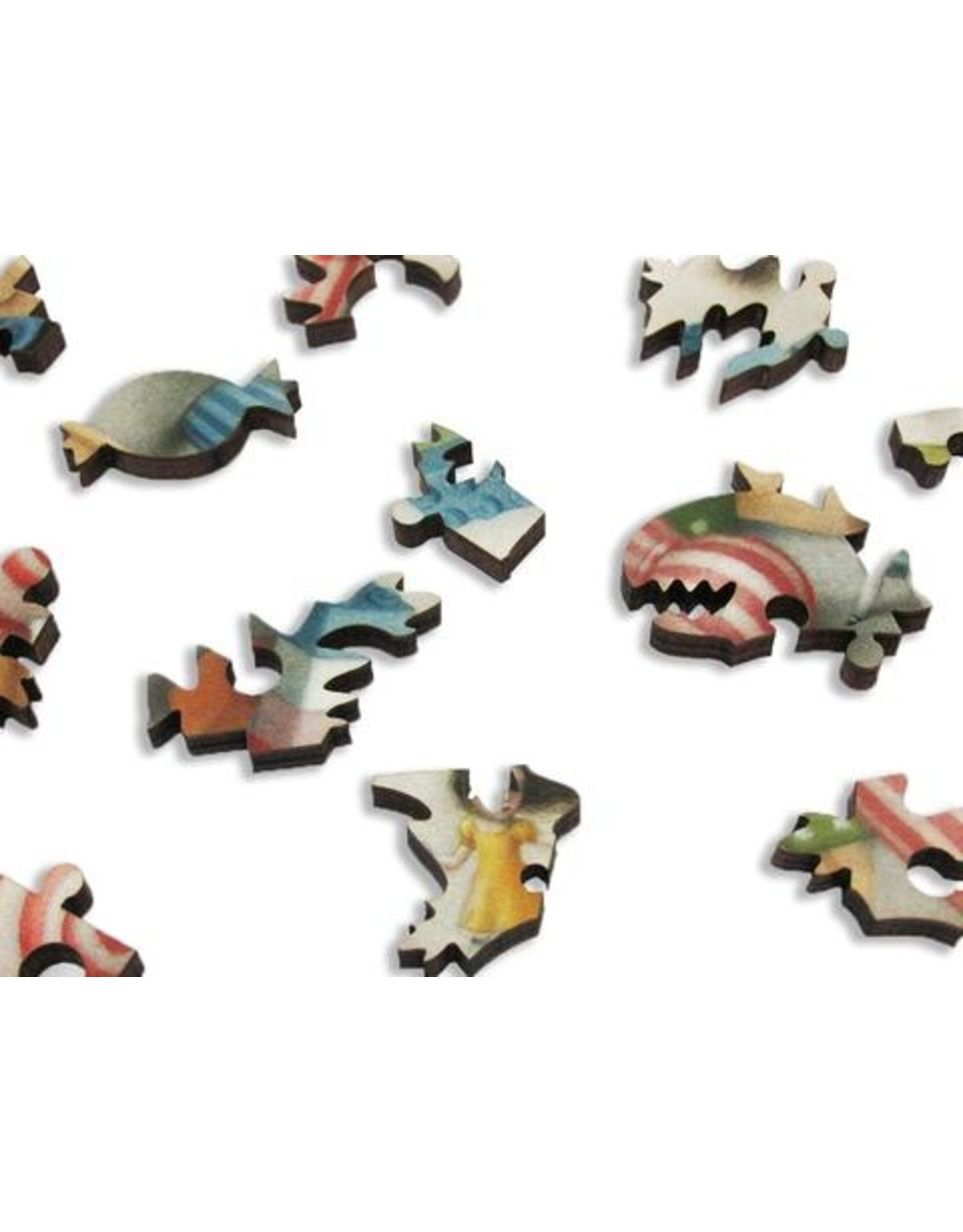 "Artifact Puzzles ""It's My Party"" Wooden Jigsaw Puzzle"