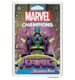 Fantasy Flight Games Marvel Champions LCG: The Once and Future Kang Scenario Pack