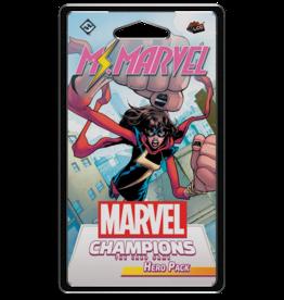 Fantasy Flight Games Marvel Champions LCG: Ms Marvel Hero Pack