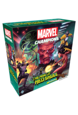 Fantasy Flight Games Marvel Champions LCG: The Rise of Red Skull Expansion