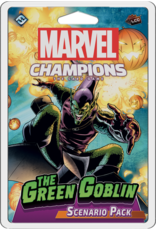 Fantasy Flight Games Marvel Champions LCG: Green Goblin Scenario Pack