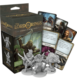 Fantasy Flight Games The Lord of the Rings: Journeys in Middle-Earth: Villains of Eriador Expansion