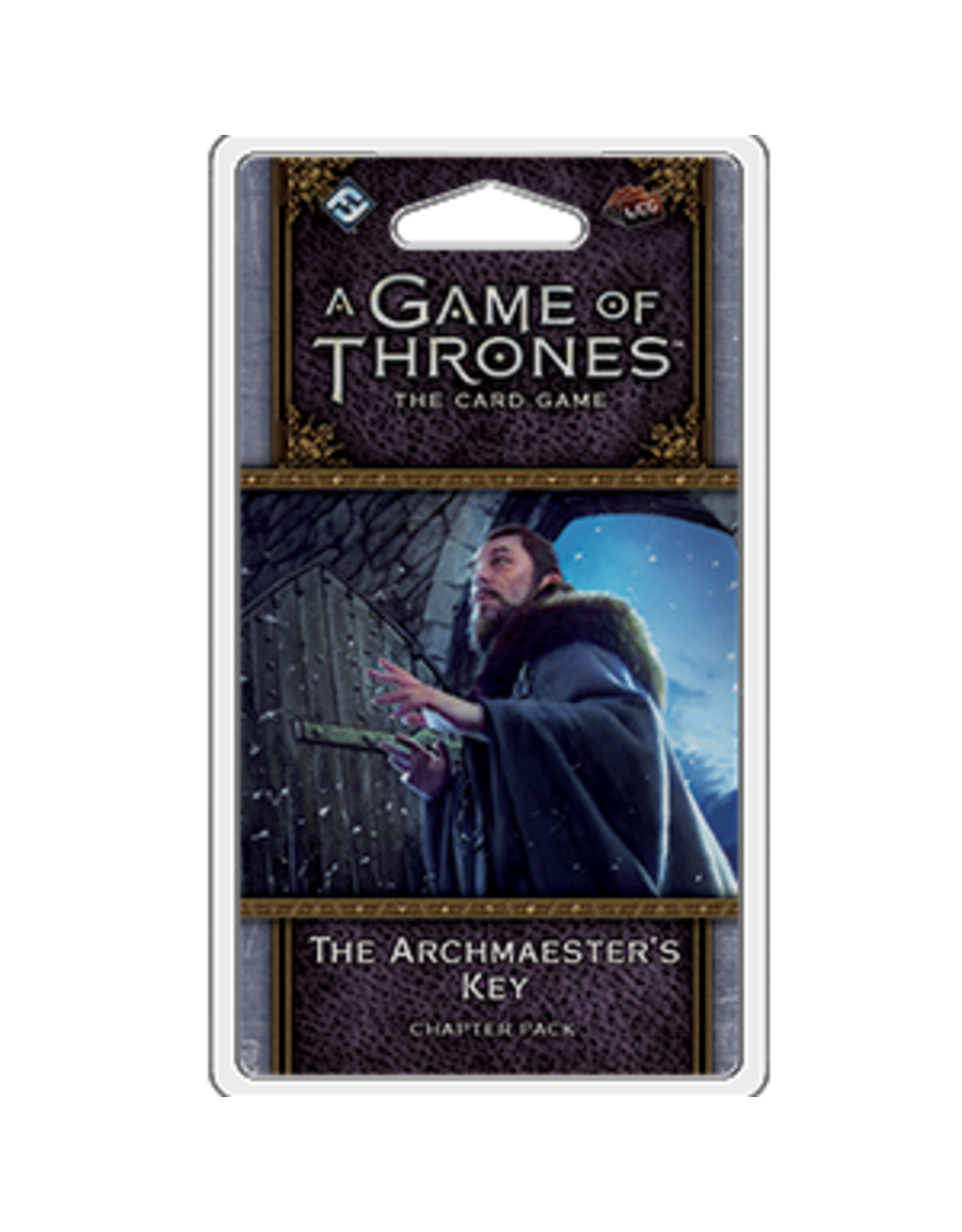 Fantasy Flight Games A Game of Thrones LCG: Flight of Crows Cycle: The Archmaester's Key Chapter Pack