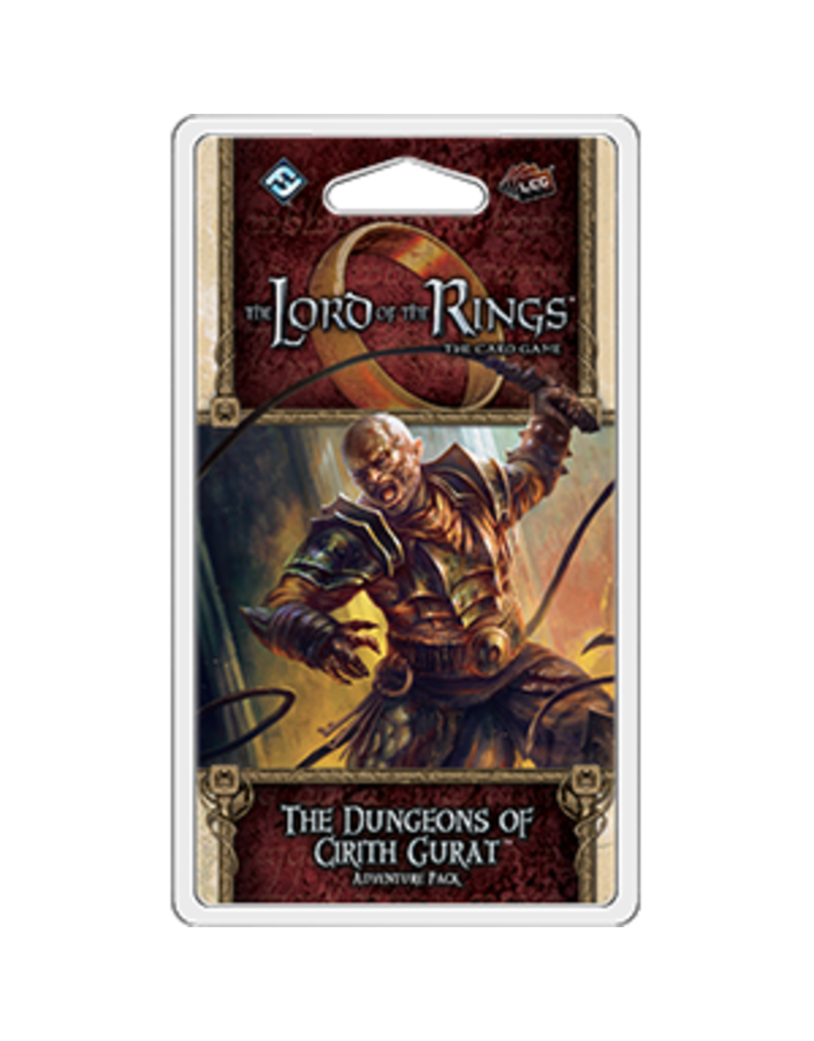 Fantasy Flight Games The Lord of the Rings LCG: Adventure Packs - Haradrim Cycle