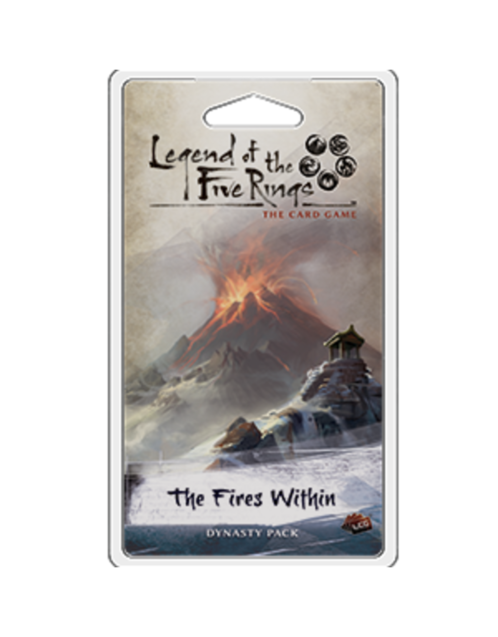 Fantasy Flight Games Legend of the Five Rings LCG: Elemental Cycle Dynasty Packs