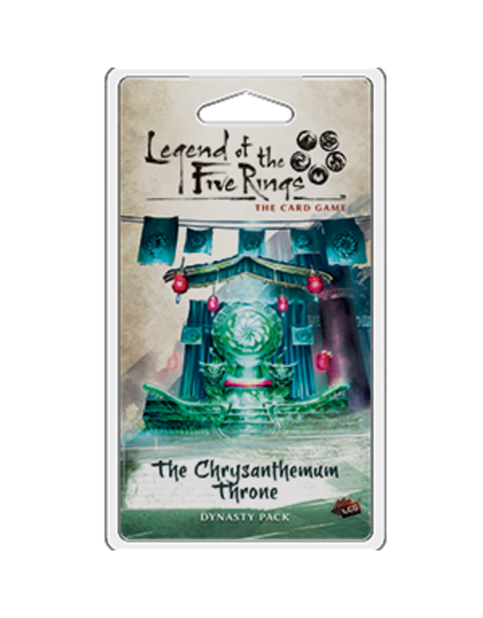 Fantasy Flight Games Legend of the Five Rings LCG: Imperial Cycle Dynasty Packs