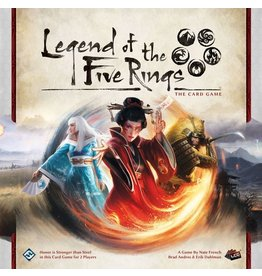 Fantasy Flight Games Legend of The Five Rings LCG: Core Set
