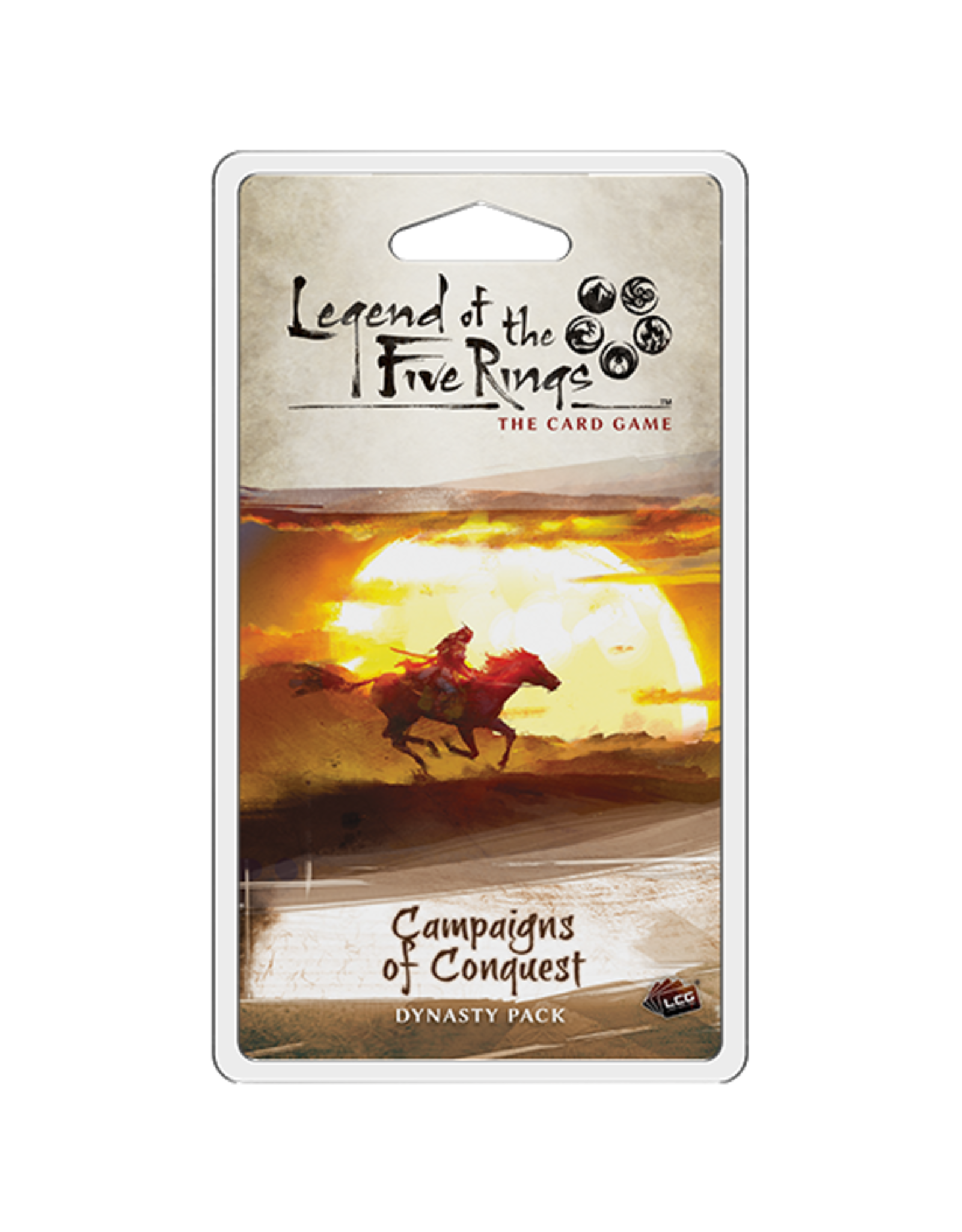 Fantasy Flight Games Legend of the Five Rings LCG: Dominion Cycle Dynasty Packs