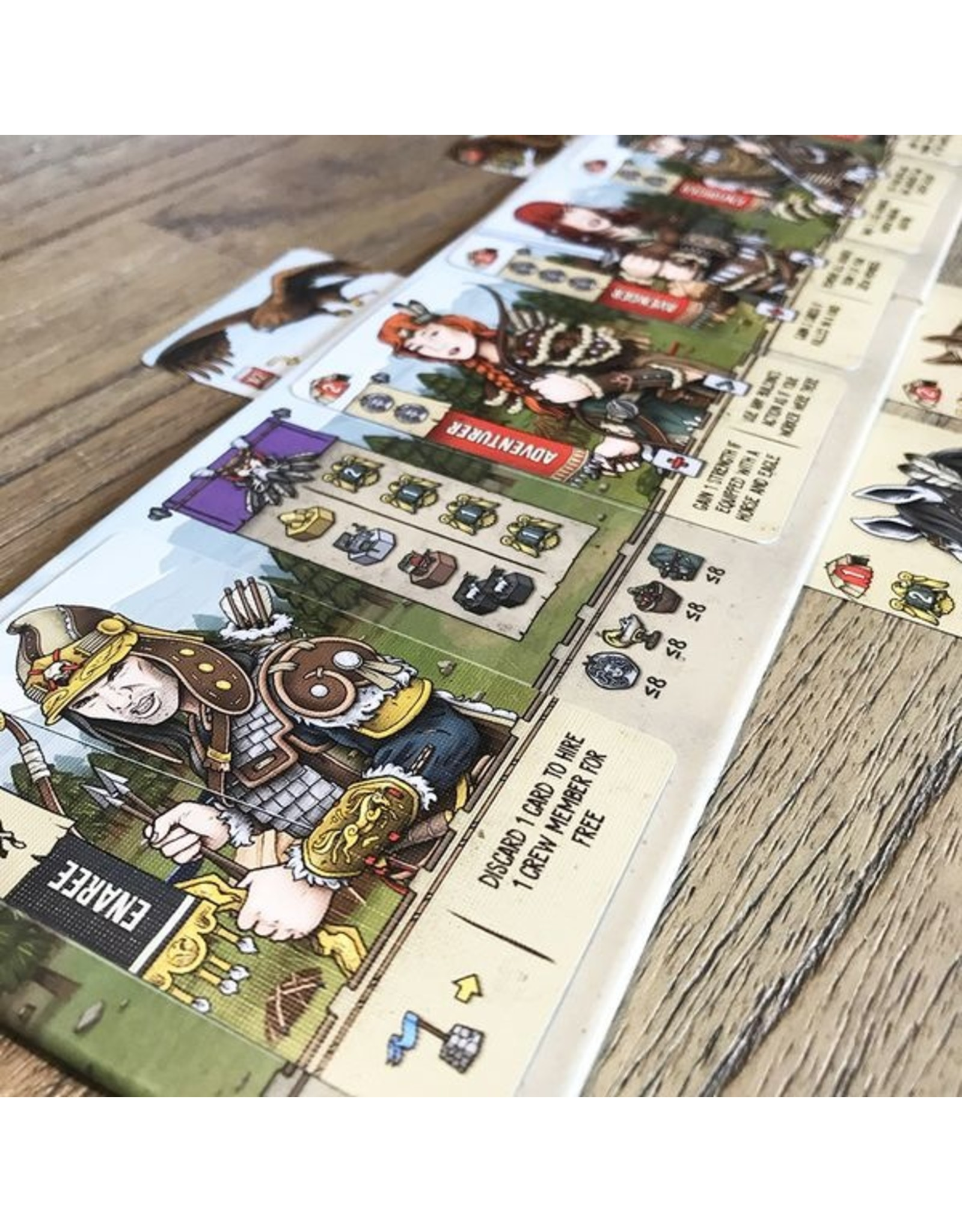Renegade Game Studios Raiders of Scythia