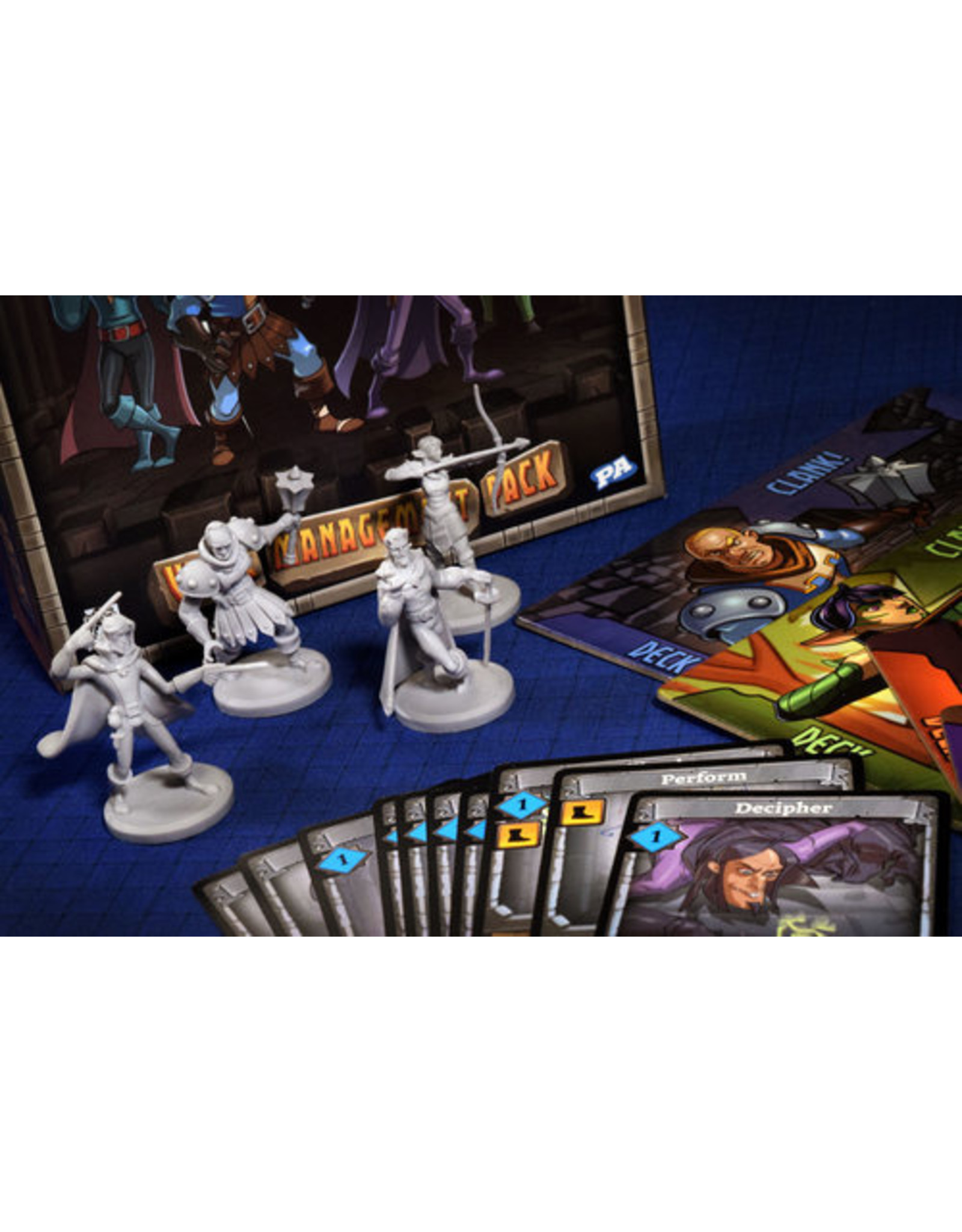 Renegade Game Studios Clank! Legacy - Acquisitions Inc: Upper Management Pack