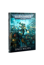 Games Workshop Codex Supplement: Space Wolves (9th)