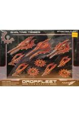 Hawk Wargames Dropfleet Commander: Shaltari Starter Fleet