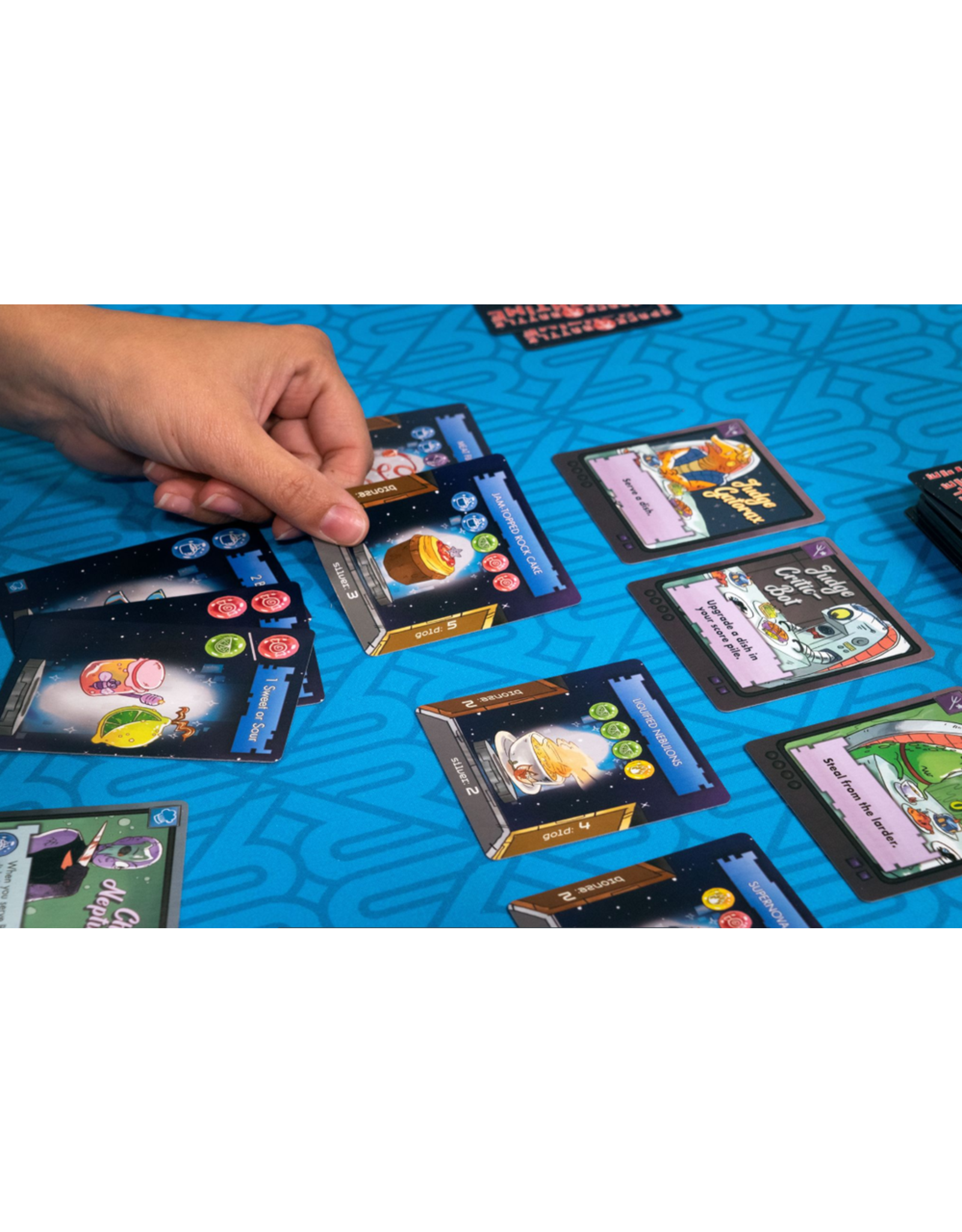 Renegade Game Studios Space Battle Lunchtime Card Game