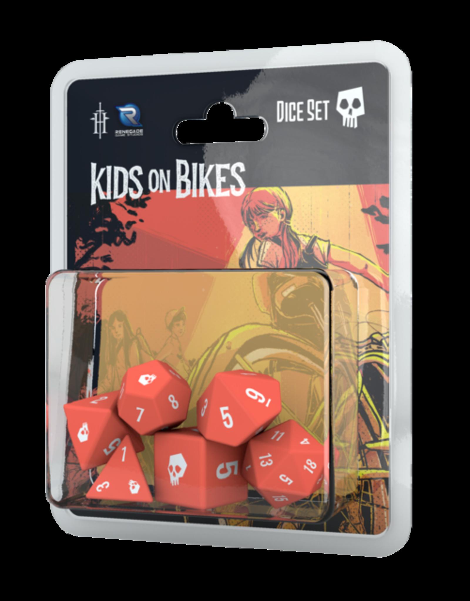 Renegade Game Studios Kids on Bikes RPG: Dice Set