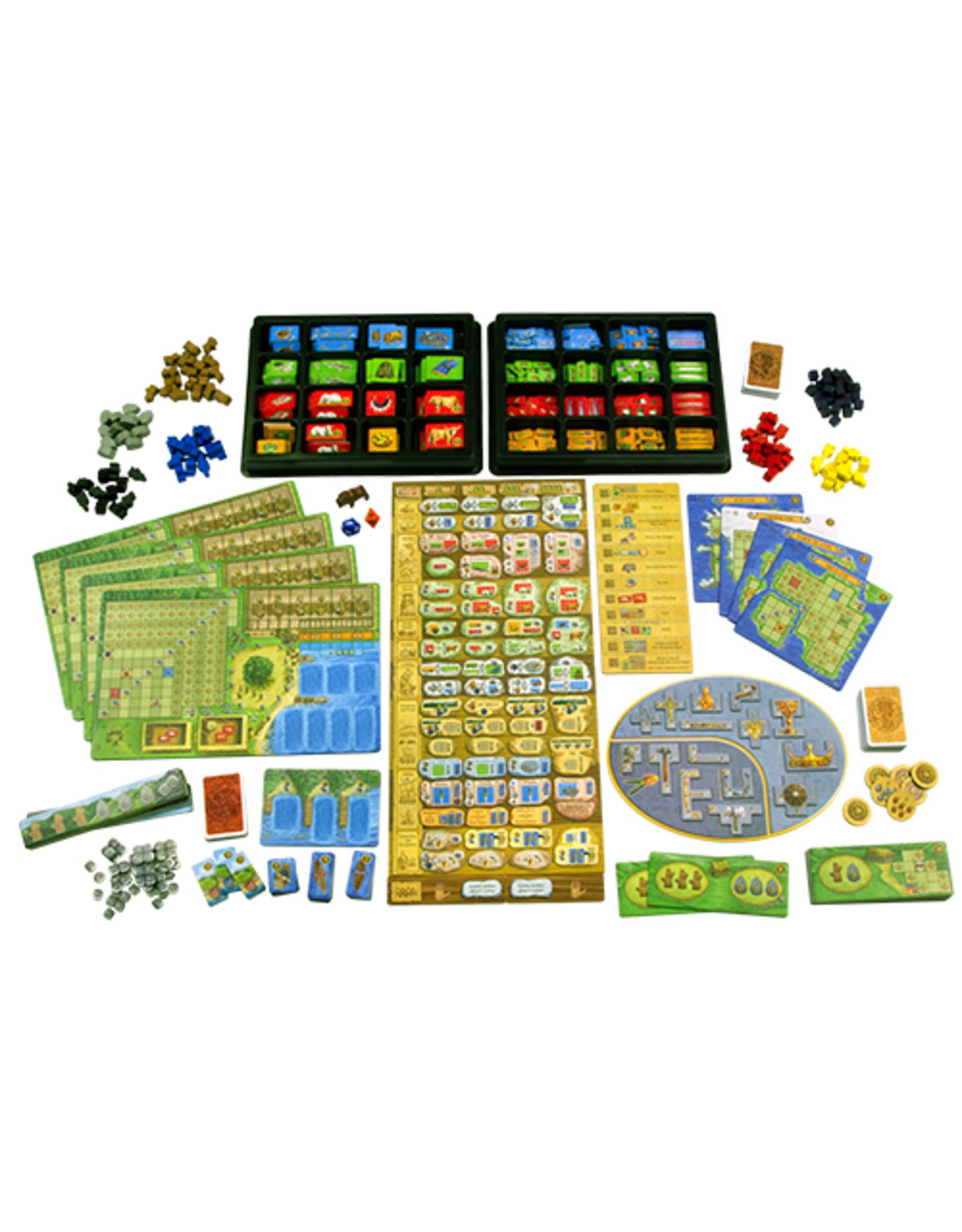 Z-Man Games A Feast for Odin