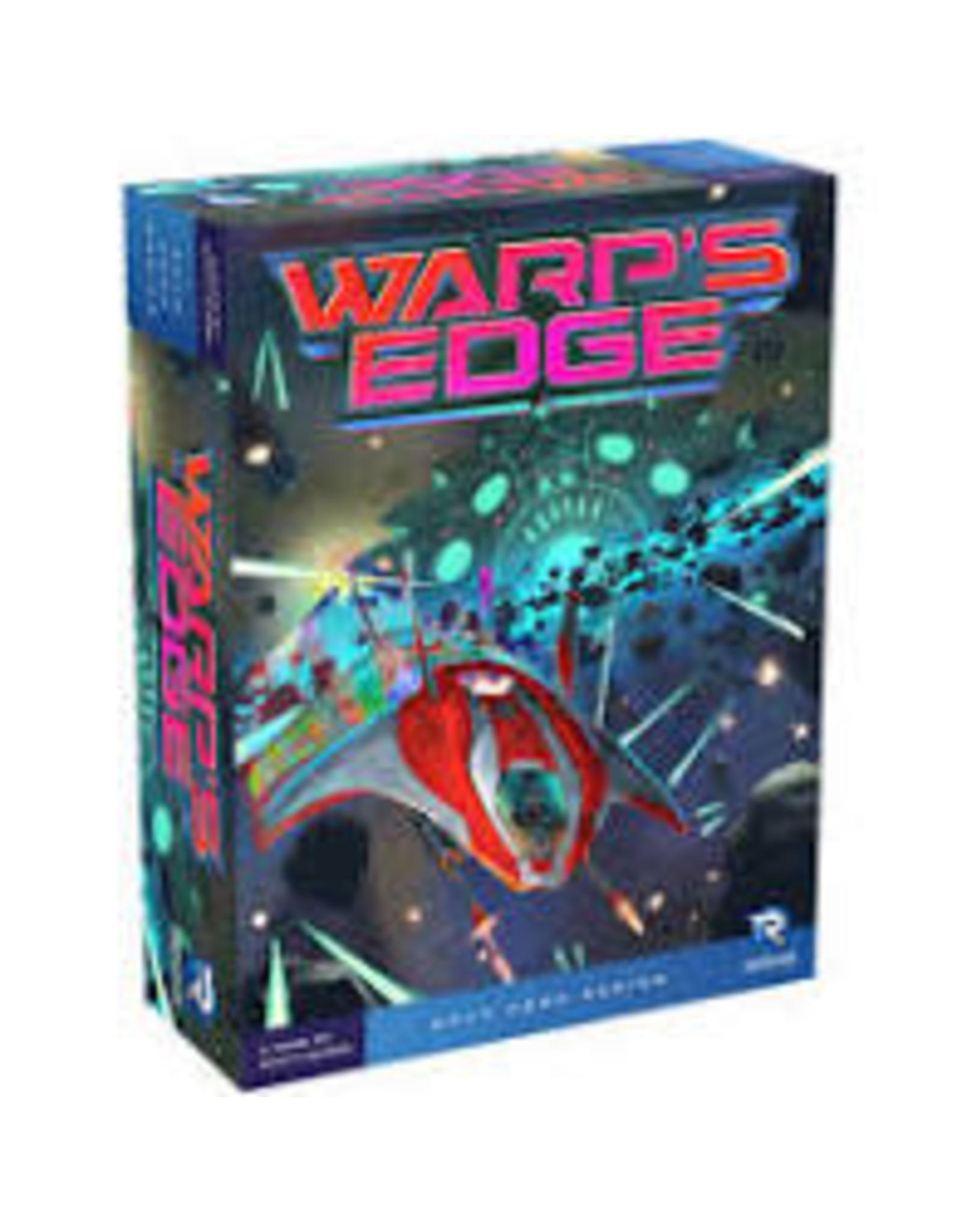 Renegade Game Studios Solo Hero Series: Warp's Edge