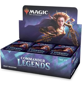 Wizards of the Coast Commander Legends Booster Box