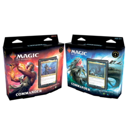 Wizards of the Coast MtG: Commander Legends Commander Decks