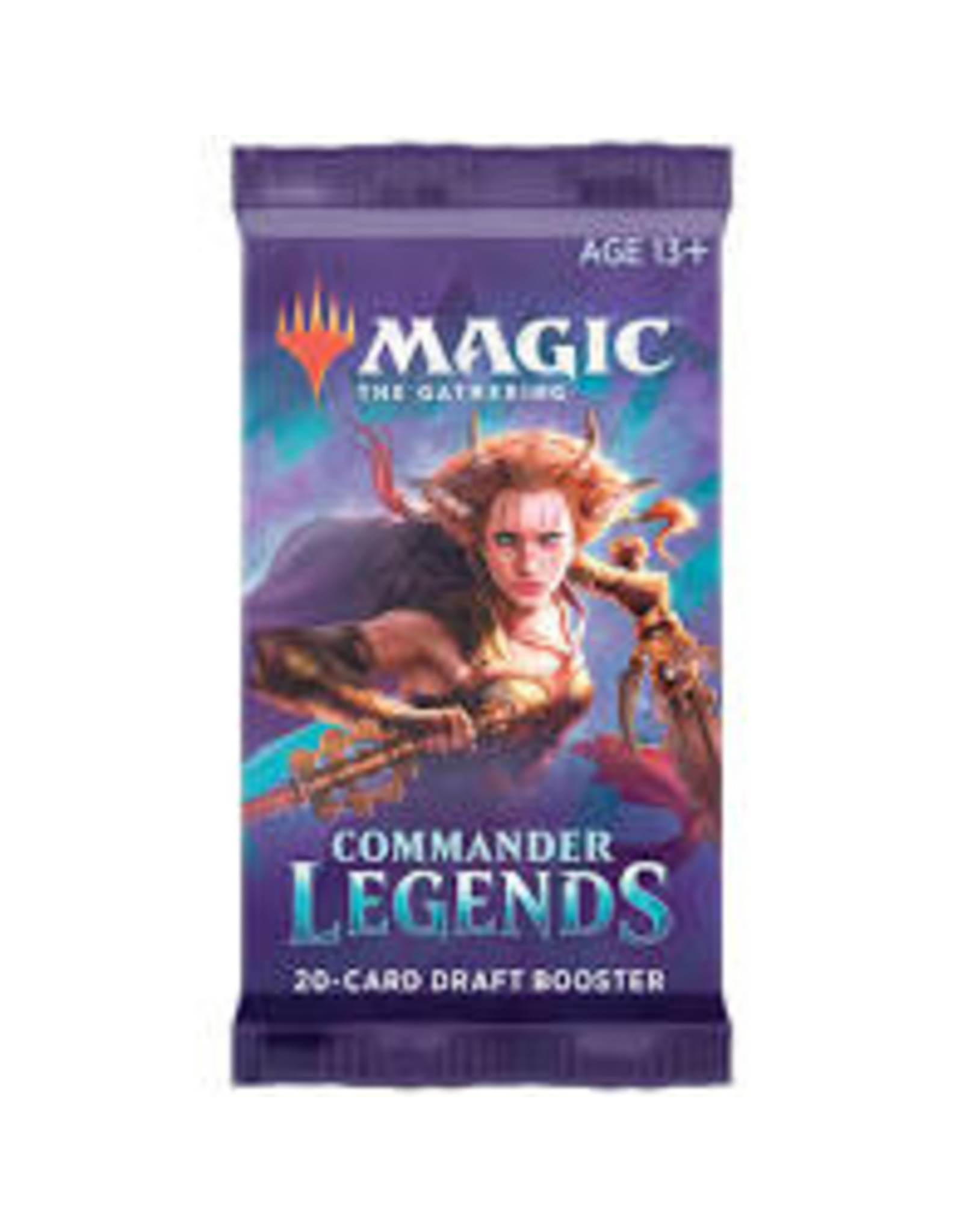 Wizards of the Coast Commander Legends Booster Pack