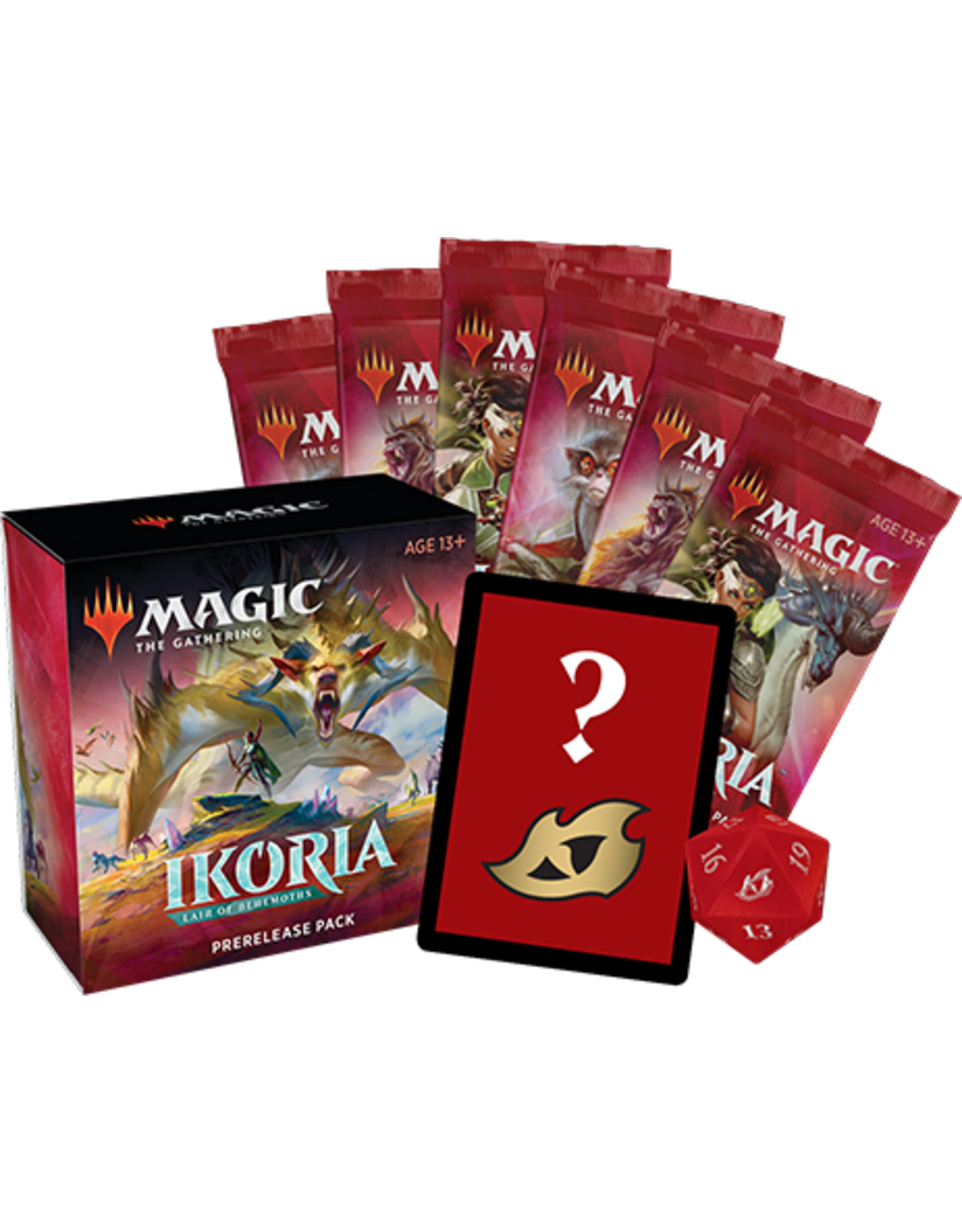 Wizards of the Coast MtG Pre-Release Packs
