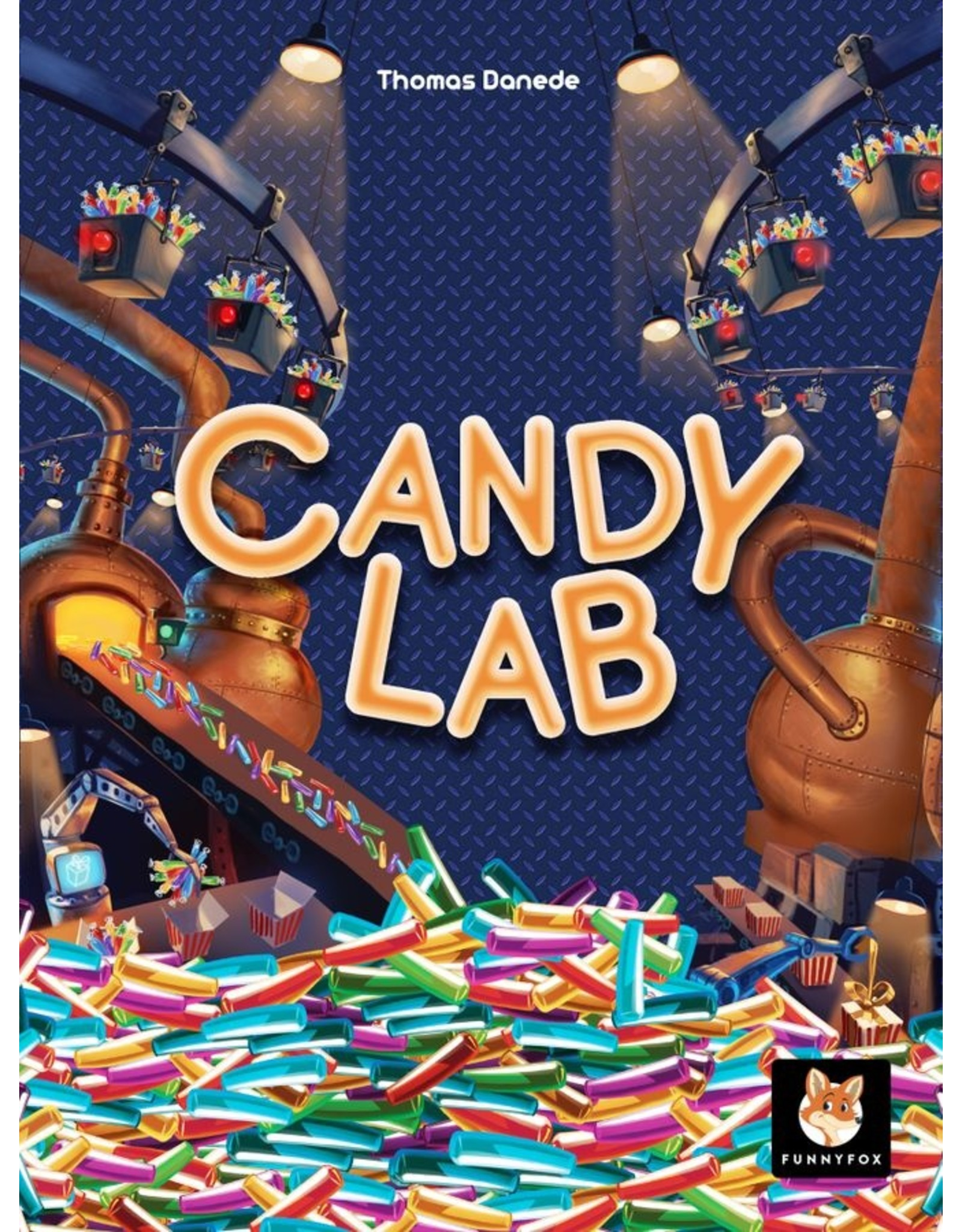 Gigamic Candy Lab