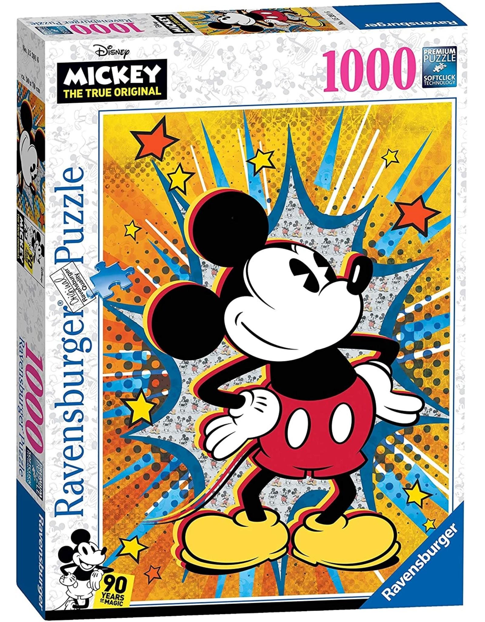 "Ravensburger ""Retro Mickey"" 1000 Piece Puzzle"