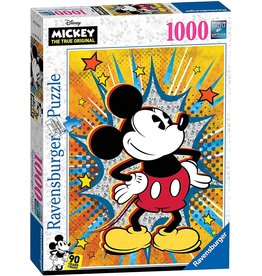 "Ravensburger ""Retro Mickey"" 1000 Piece Puzzle"