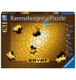 "Ravensburger ""Krypt: Gold"" 631 Piece Puzzle"