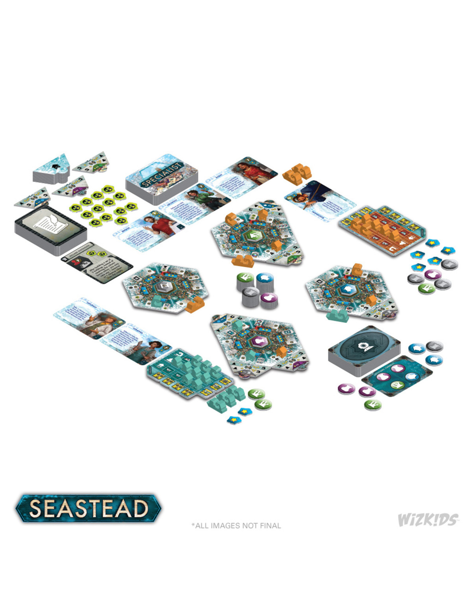 Wizkids Seastead