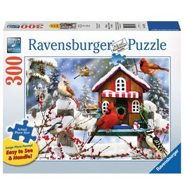 "Ravensburger ""The Lodge"" 300 Piece Puzzle"