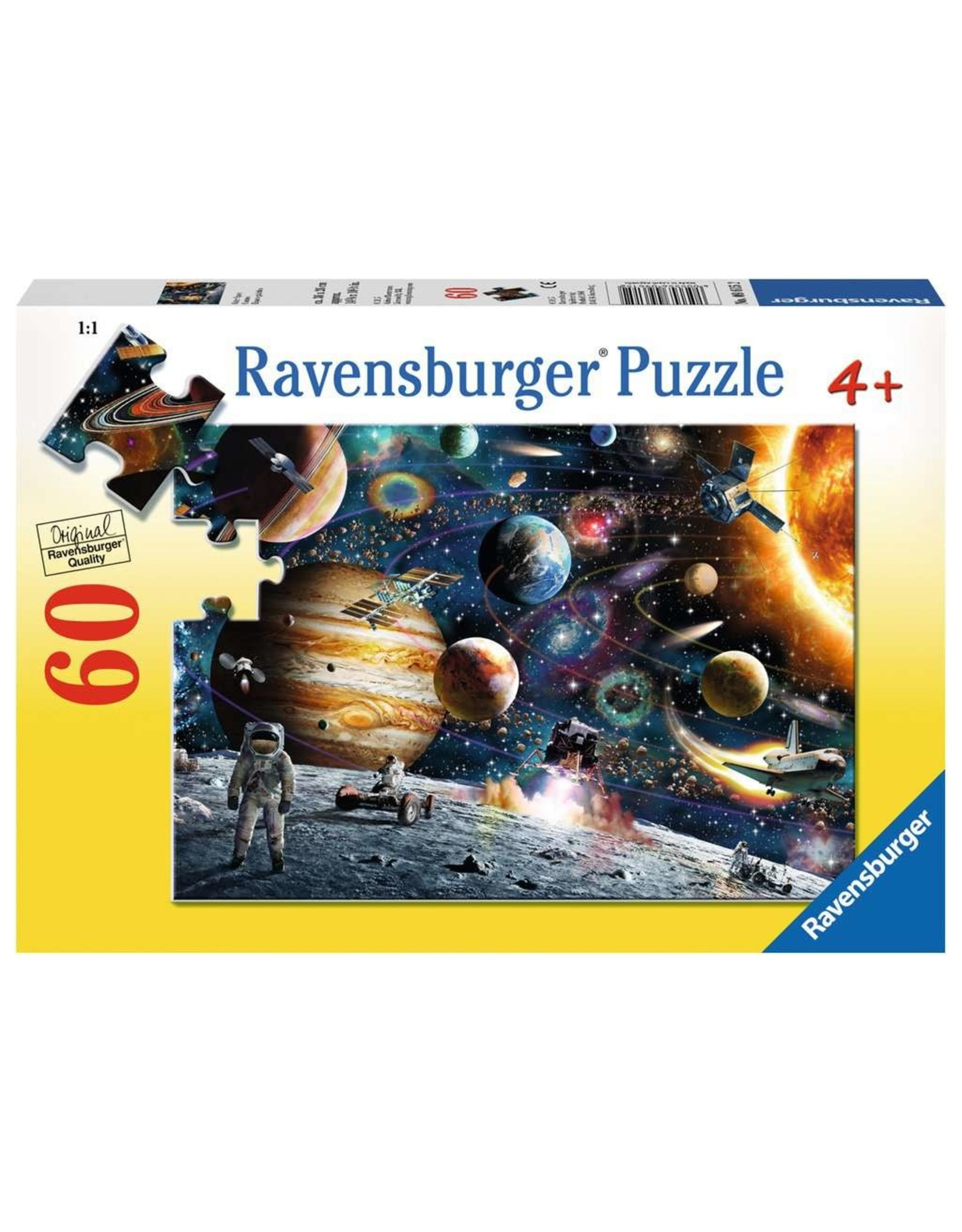 "Ravensburger ""Outer Space"" 60 Piece Puzzle"
