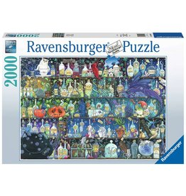 "Ravensburger ""Poisons and Potions"" 2000 Puzzle"