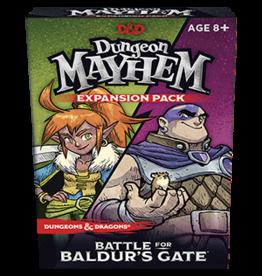 Wizards of the Coast Dungeon Mayhem: Battle for Baldur's Gate Expansion