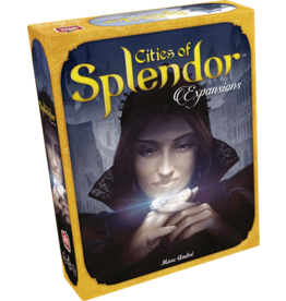 Space Cowboys Cities of Splendor Expansion