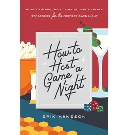 Simon & Schuster How to Host a Game Night
