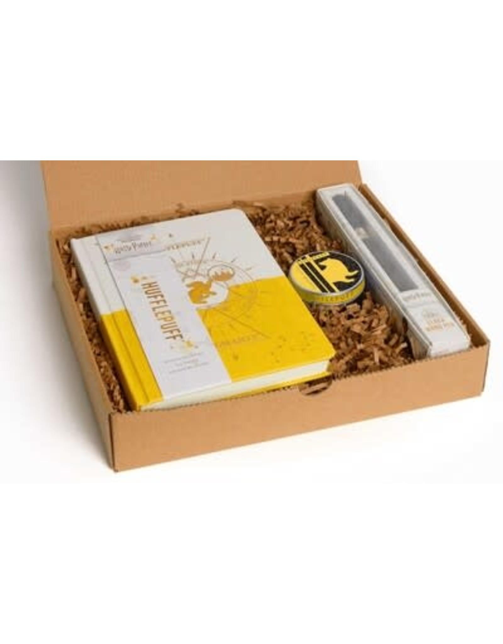 Simon & Schuster Harry Potter Hufflepuff Boxed Gift Set