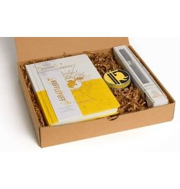 Simon & Schuster Harry Potter Hufflepuff Boxed Gift Set
