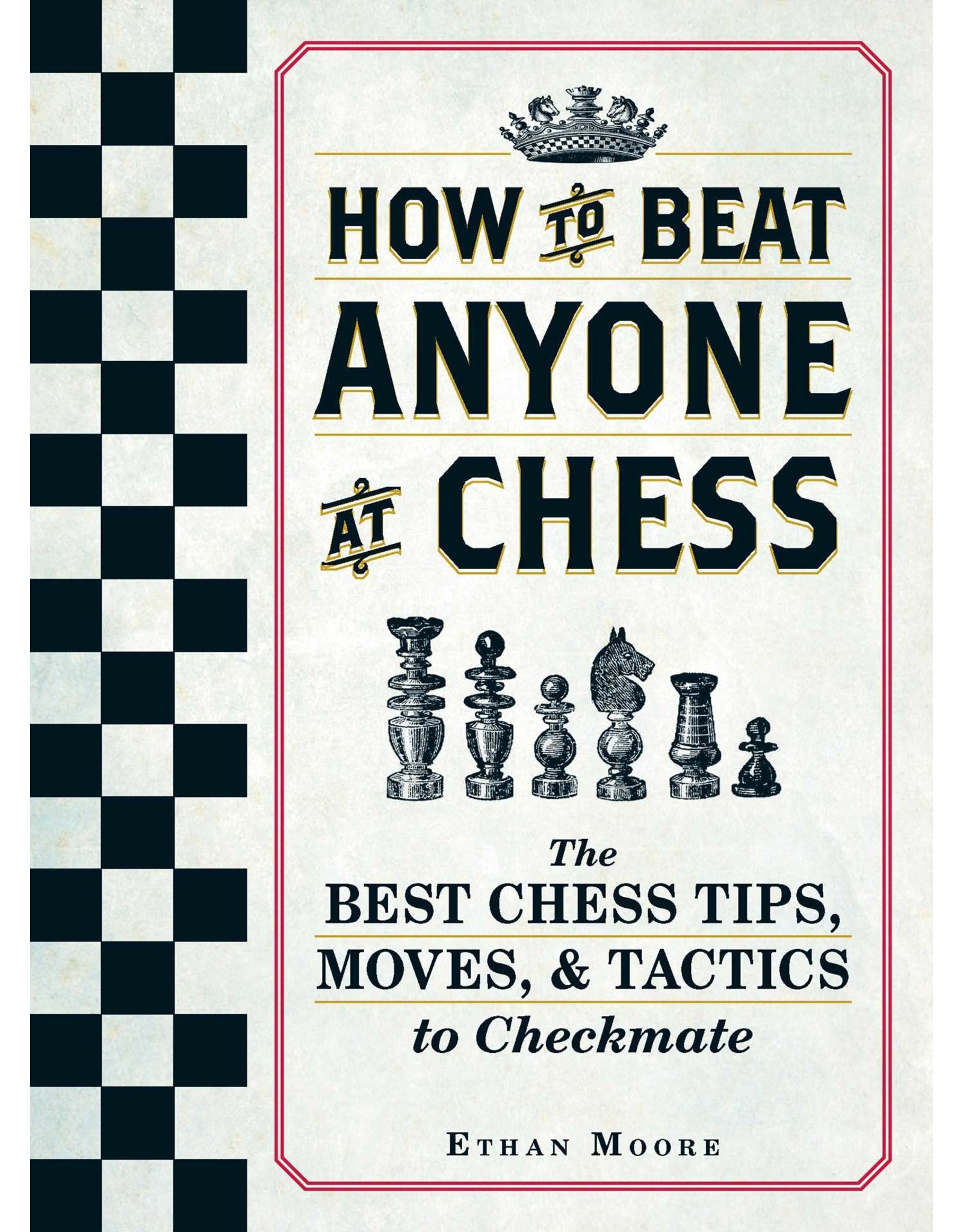 Simon & Schuster How to Beat Anyone At Chess