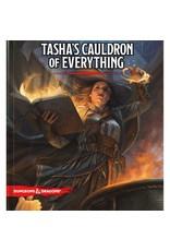 Wizards of the Coast D&D 5.0: Tasha's Cauldron of Everything