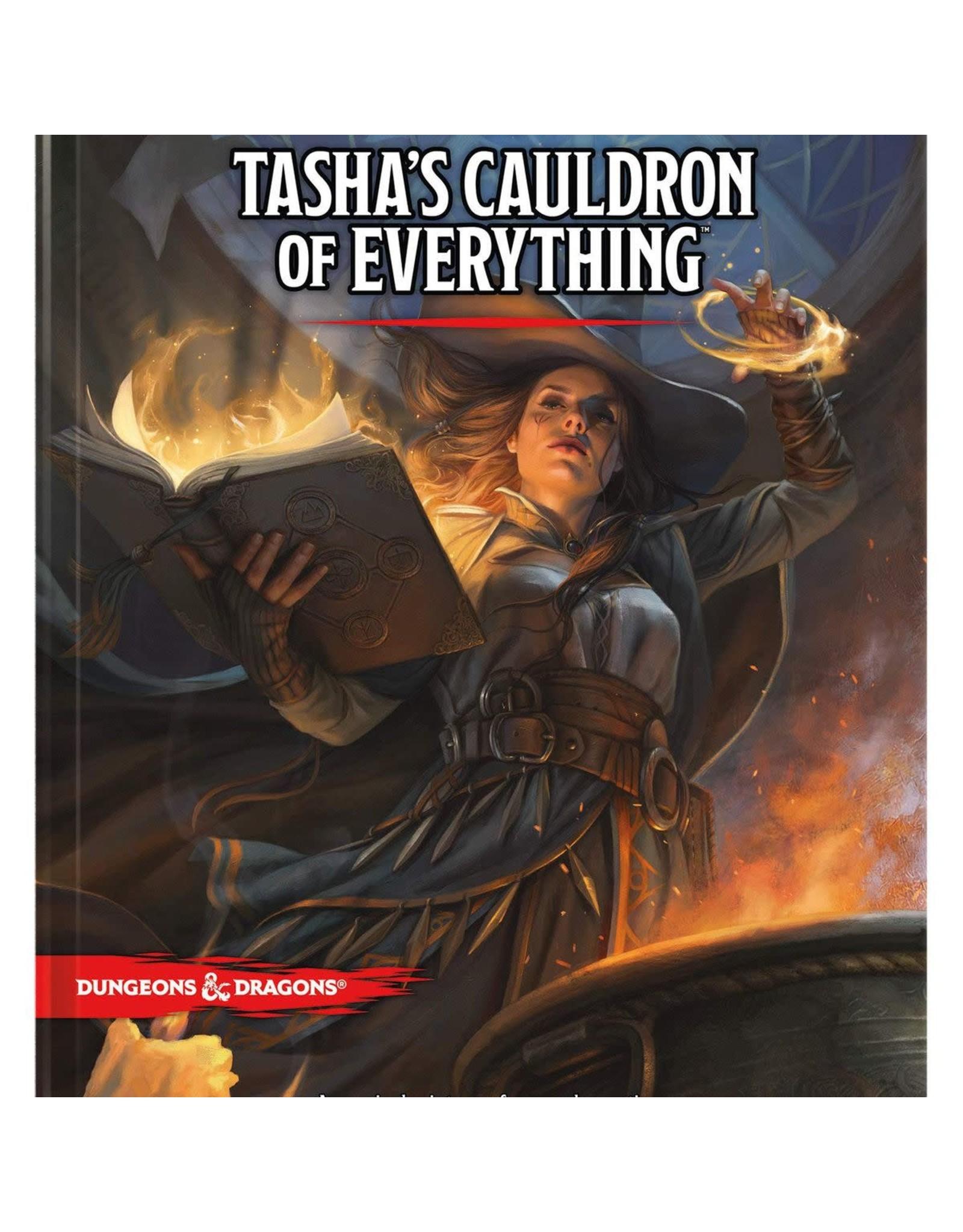 Wizards of the Coast Tasha's Cauldron of Everything