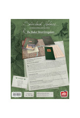 Space Cowboys Sherlock Holmes: Consulting Detective