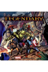 Upper Deck Entertainment Legendary: A Marvel Deck Building Game - Core Set
