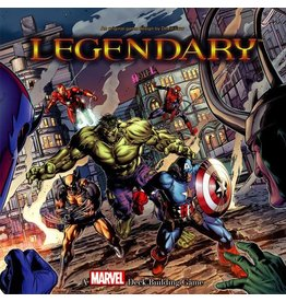 Upper Deck Entertainment Legendary: A Marvel Deck Building Game