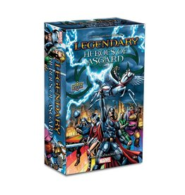 Upper Deck Entertainment Legendary: A Marvel DBG - Heroes of Asgard